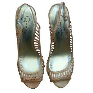 Jessica Simpson Nude Js-aricon Sandals